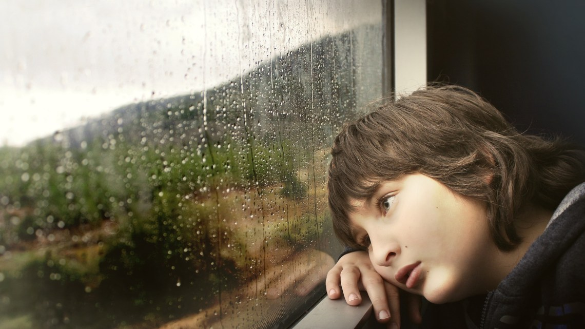 La fatigue chez l'enfant