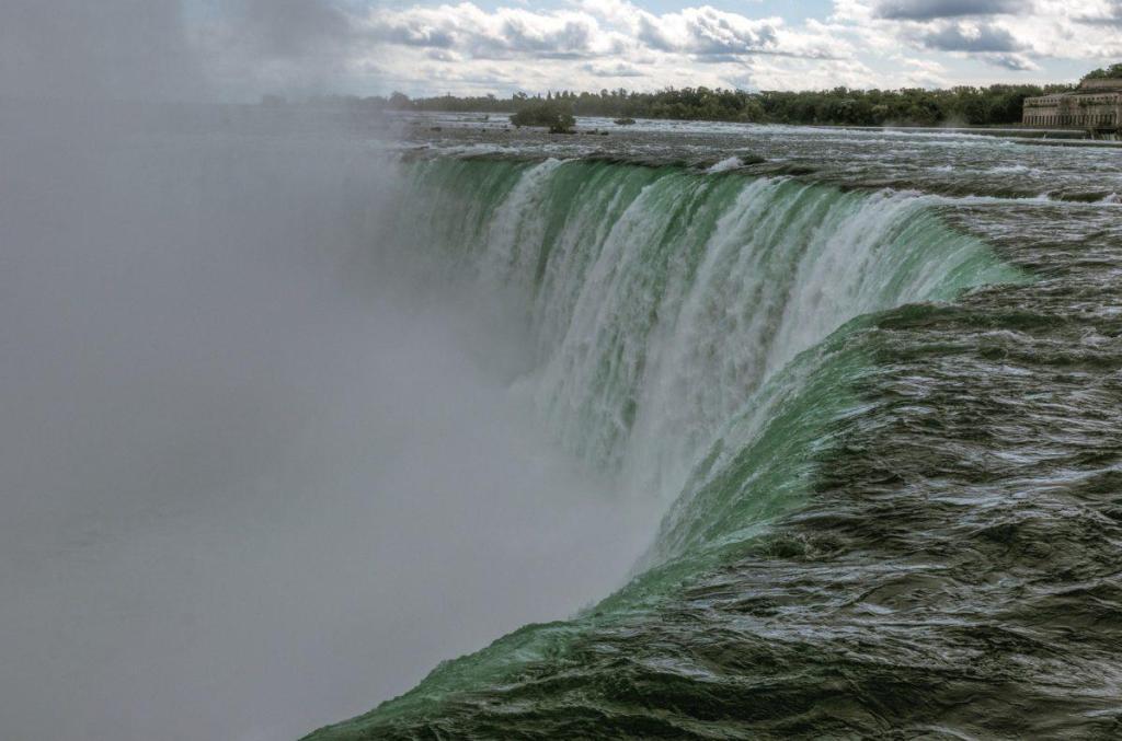 Les chûtes du Niagara