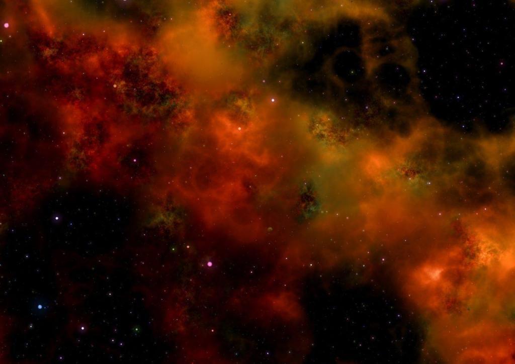 L'univers et l'espace intersidéral