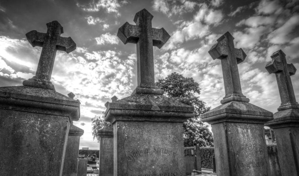 La tombe d'Emile Coué