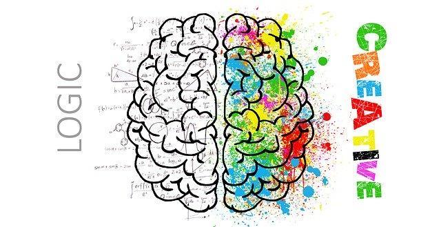 Un cerveau plein d'idées