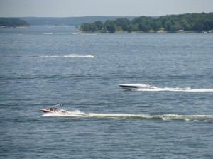 Grand Lake Boating