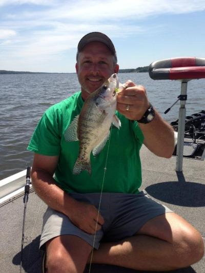 Crappie Fishing Grand Lake Oklahoma