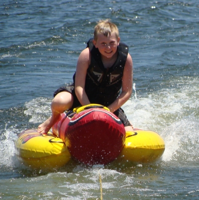 Grand Lake OK tubing