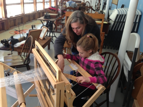 Grand Lake Harber Village Weaving Workshop