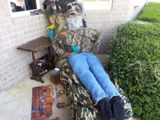 Grove Scarecrow competition