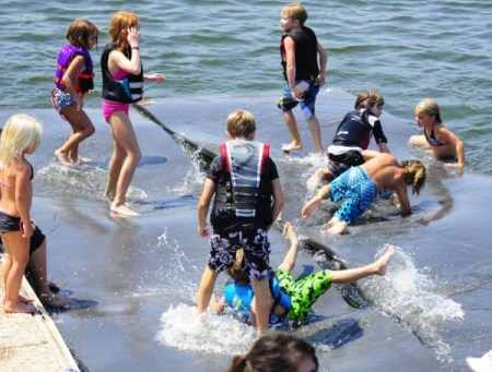 Floating Mats For Lake