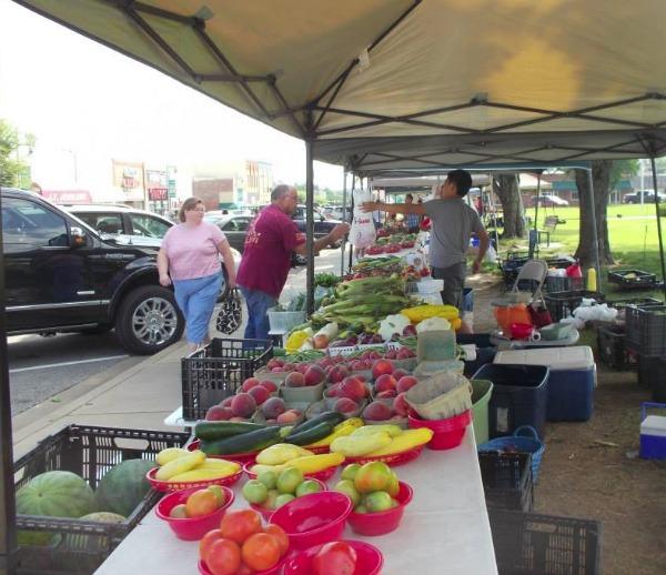 Grove Oklahoma Farmer's Market