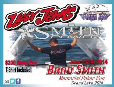 Brad Smith Memorial Poker Run