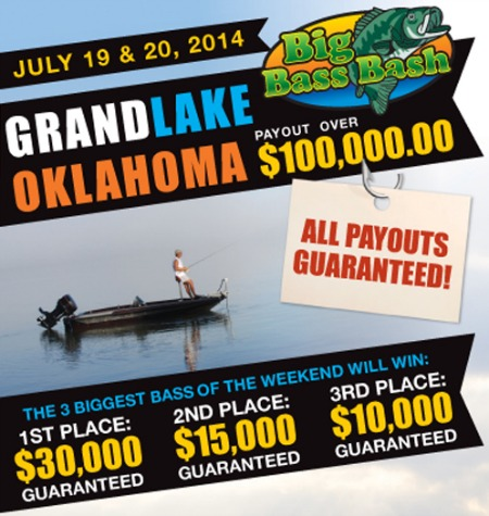 Grand Lake Big Bass Bash