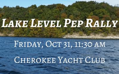 Grand Lake level Pep Rally
