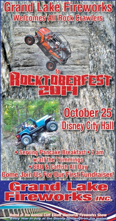 Rocktoberfest Disney Oklahoma