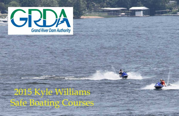 2015 GRDA Safe Boating Courses
