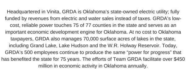 GRDA Oklahoma