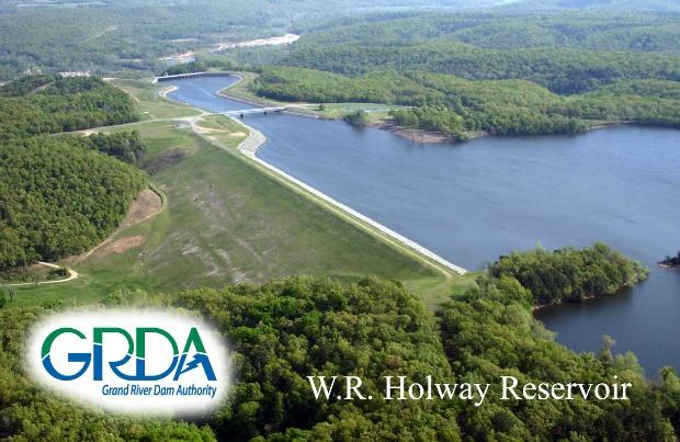 W.R. Holway Reservoir Oklahoma