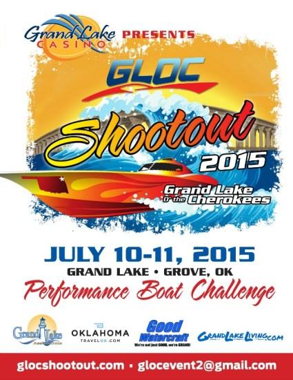 GLOC Shootout at Grand Lake Oklahoma