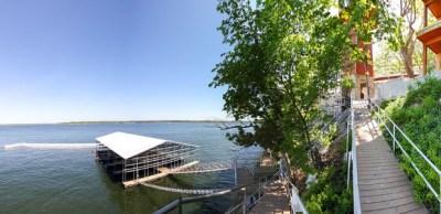 Lakefront real estate at Grand Lake