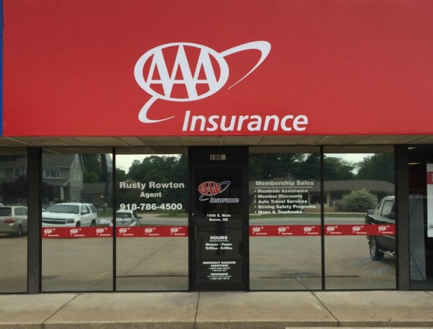AAA Insurance Grove Oklahoma
