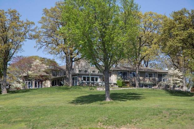 Estate at WintersPointe Grove OK Lakefront Estate For Sale