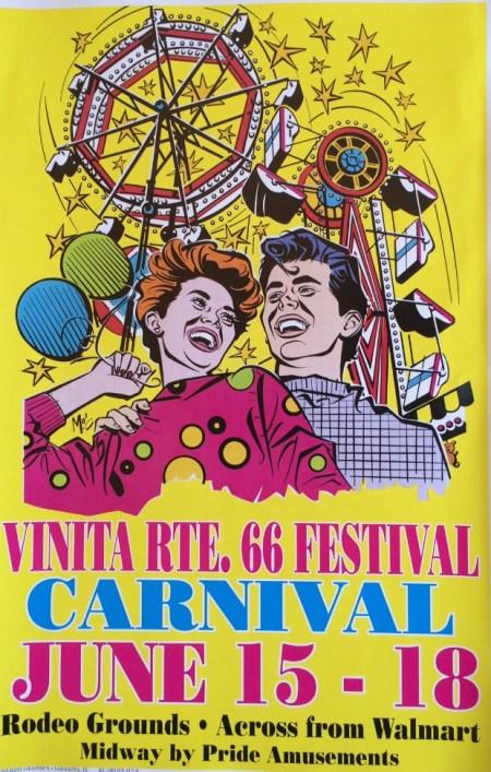 Vinita Route 66 Carnival