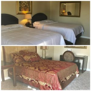 Grand Lodge hotel rooms