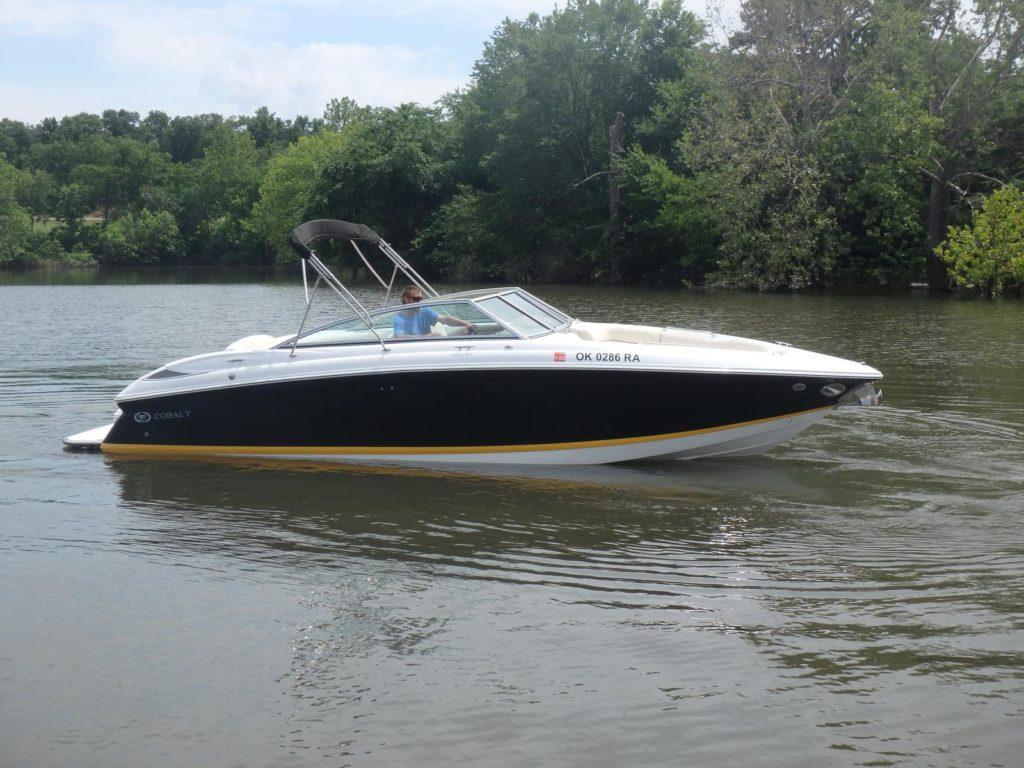2009 Cobalt 262 For Sale