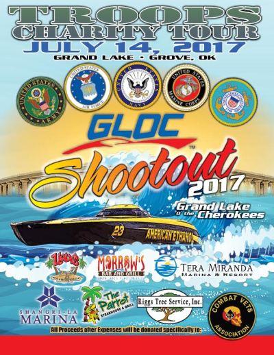 GLOC Shootout Troops Tour