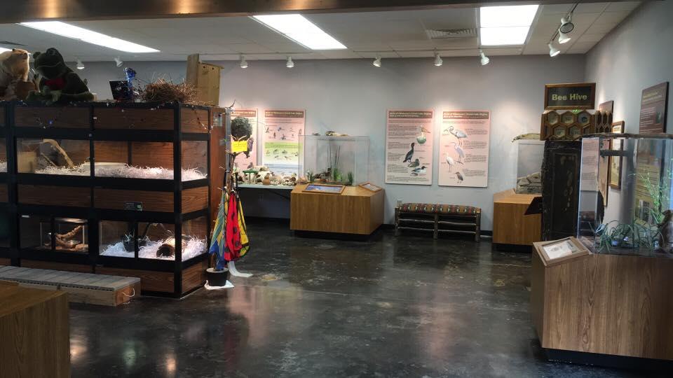 Bernice Nature Center Oklahoma