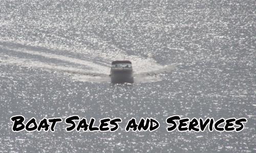 Boat sales, service and repair