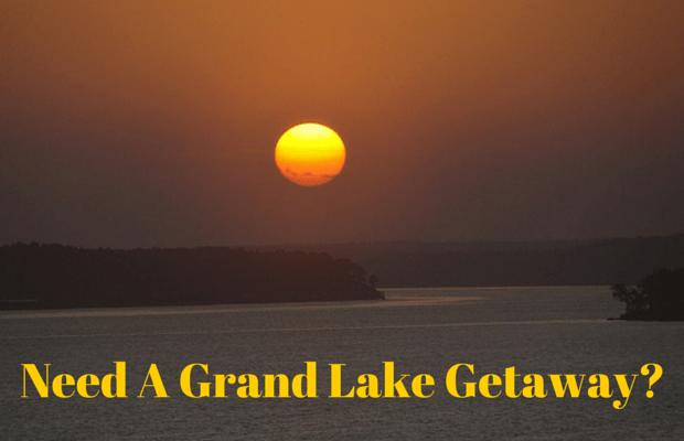 Grand Lake Ok Lodging