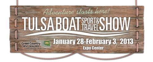 2013 Tulsa Boat Show