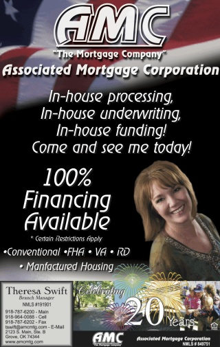 Associated Mortgage Corp Grove Oklahoma