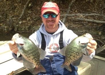 May 19th Grand Lake Fishing Report
