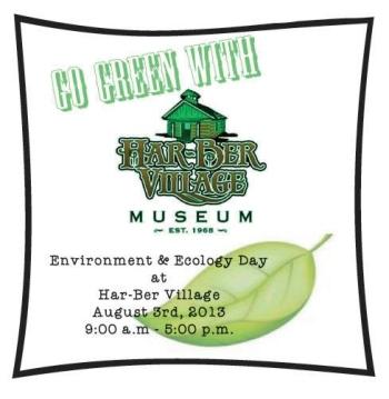 Har-Ber Village Environment & Ecology Day