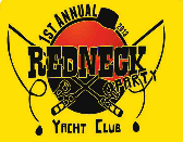 1st Annual Redneck Yacht Club Raft Out at Grand Lake