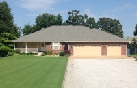 Grand Lake House For Sale | Langley Bluff Home