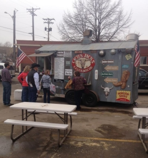 Food Truck Rally Grove Oklahoma