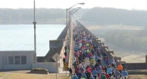 Pensacola Dam 5K Run