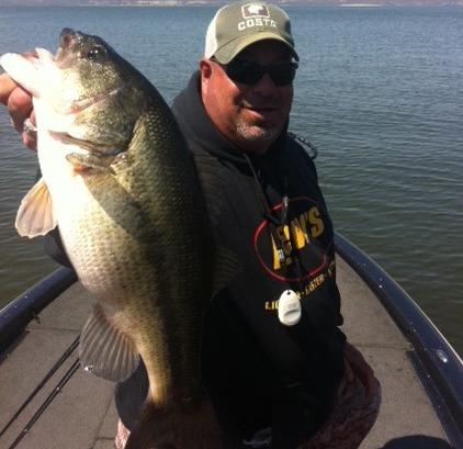 tony coatney largemouth bass