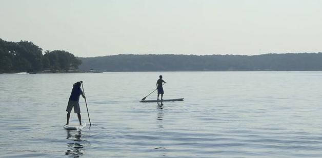Hey – Grand Lake! What's SUP?