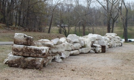 Grand Lake debris cleanup