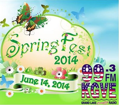 Food Trucks at Spring Fest in Grove