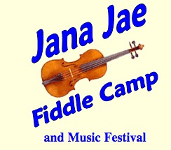 Jana Jae Fiddle Camp