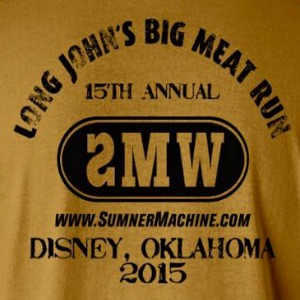 2015 Big Meat Run in Disney