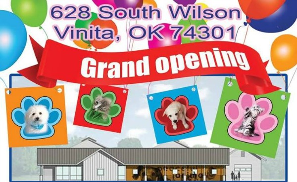 Peaceful Animal Adoption Shelter Opens In Vinita