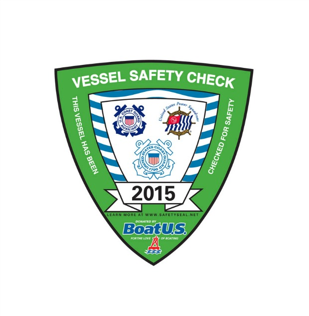 Vessel Safety Check 2015 Grand Lake OK