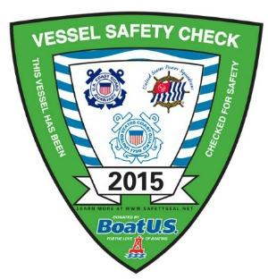 2015 Vessel Safety Checks at Grand Lake OK