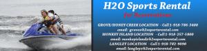 H2O Boat Rental Grand Lake