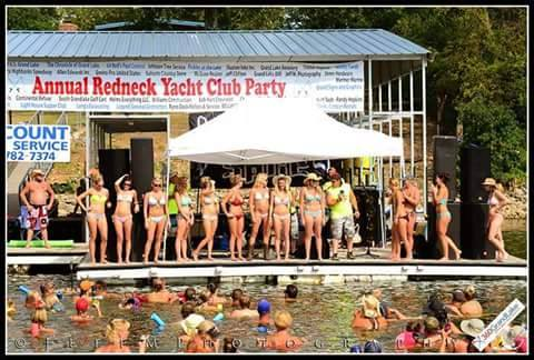 Redneck Yacht Club Grand Lake OK
