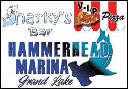 Sharky's Bar Hammerhead Marina Grand Lake